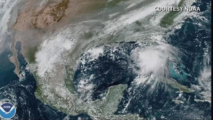 """Hurrikan """"Sally"""" zwingt USA in den Notstand"""