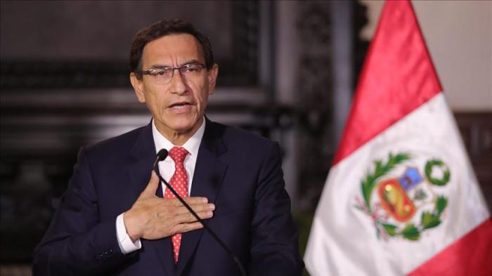 """Presidente de Perú confirma que está """"abierto a las investigaciones"""" en el caso de las grabaciones"""