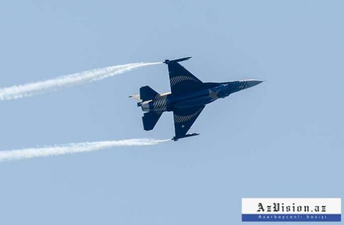 Gandja:  Des avions des forces aériennes d