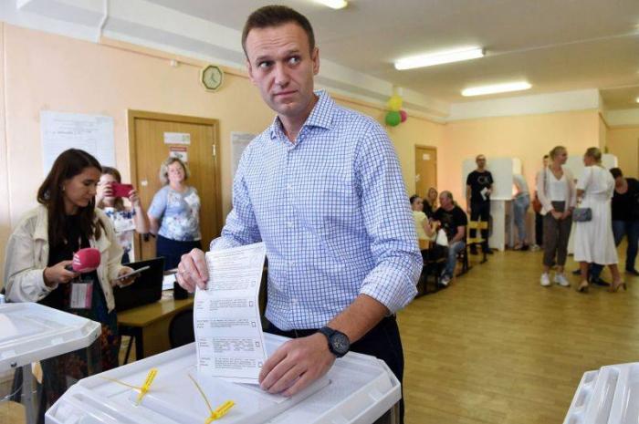 Navalnydiffuse sur Instagram un message et une photo de lui