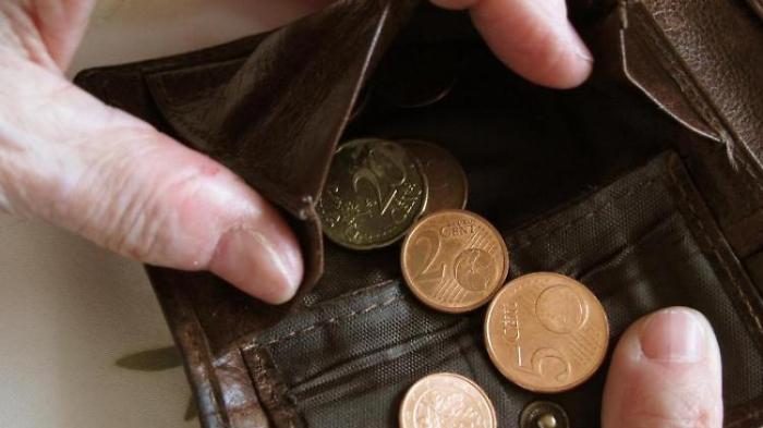 15 Millionen Beschäftigten droht Altersarmut