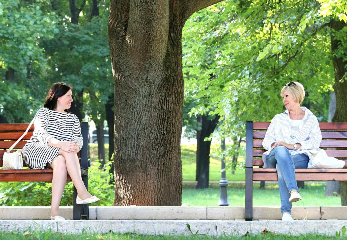 Talking to strangershas surprising benefits