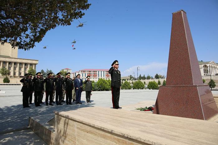 Las fuerzas aéreas de Azerbaiyán y Turquía sobrevolaron Najicheván-VIDEO