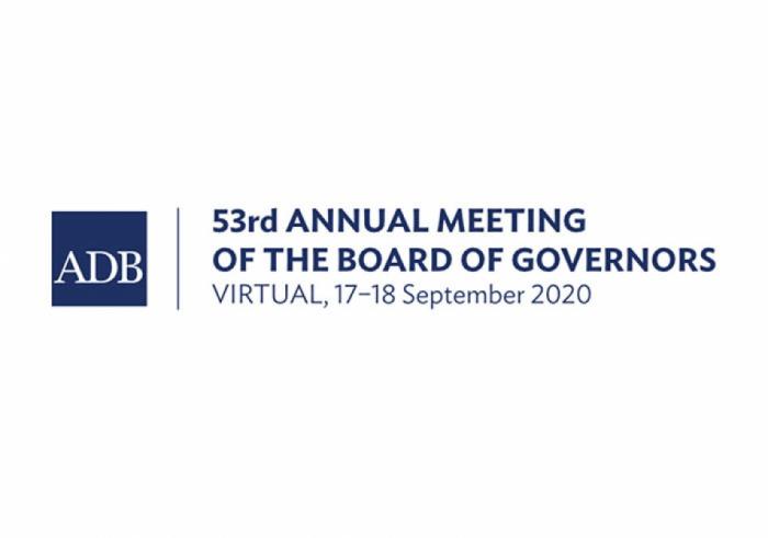 El Ministro de Finanzas de Azerbaiyán participará en la reunión anual virtual del Banco Asiático de Desarrollo (BAsD)