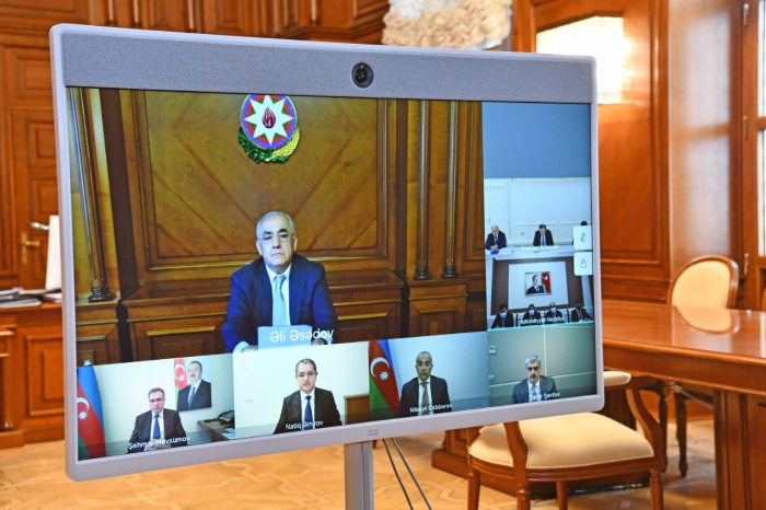 Supervisory Board of Azerbaijan Investment Holding holds another meeting