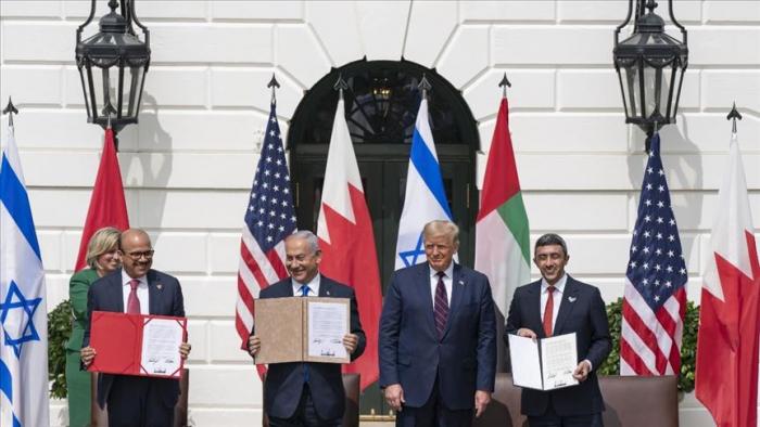 Israel firma contratos de normalización con Emiratos Árabes Unidos y Bahréin