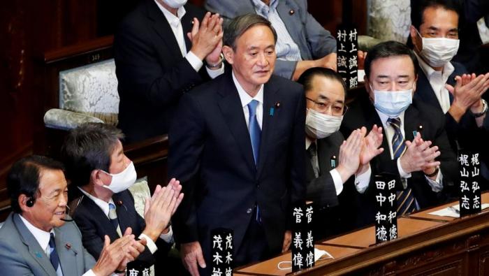 Der neuer Premier Japans ist Yoshihide Suga