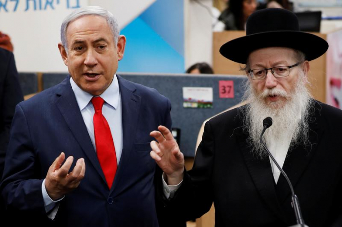 Israeli minister resigns because of looming coronavirus lockdown