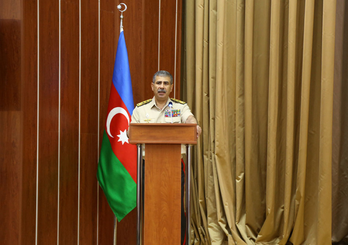 Defense Minister: Azerbaijani army ready to fulfill its sacred duty to liberate occupied lands