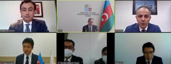Azerbaiyán y Japón destacan las perspectivas de cooperación