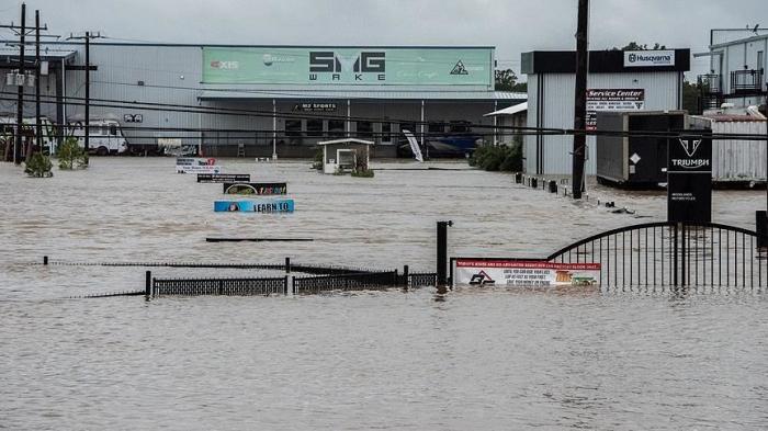 Huracán Sally afecta a la costa del golfo de Estados Unidos con inundaciones masivas
