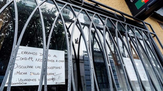 El plan de Madrid:   disminuir la movilidad y la actividad en zonas con más transmisión