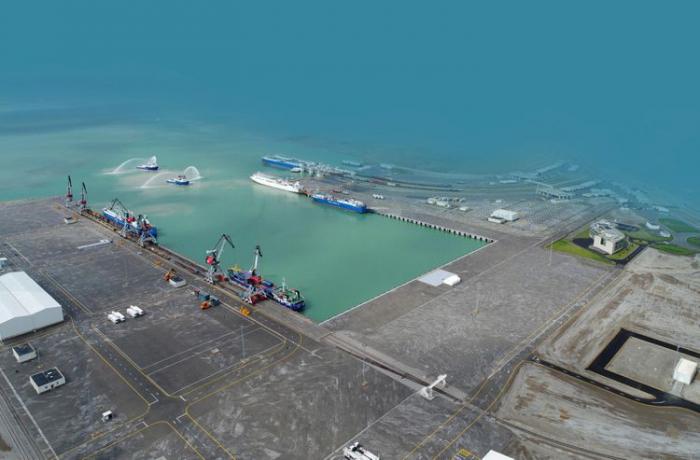 """Bakı Limanı """"Əsgərə salam"""" aksiyasına qoşuldu -    VİDEO"""