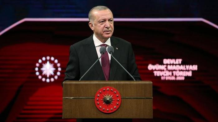 Erdogan anuncia que Turquía lucha por la justicia en la manera en que la región lo exige