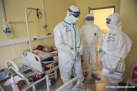 Rusia suma 19.195 muertes por coronavirus
