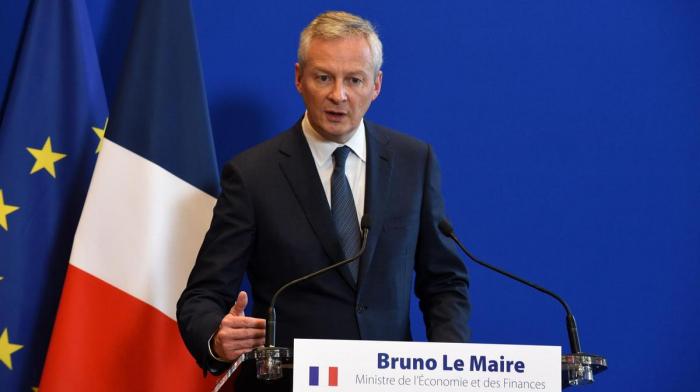 French finance minister tests positive for coronavirus