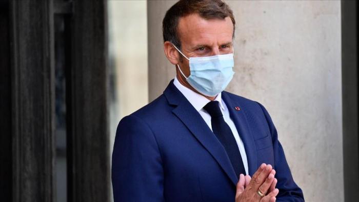 Macron llama a Turquía al diálogo a través de un mensaje en turco