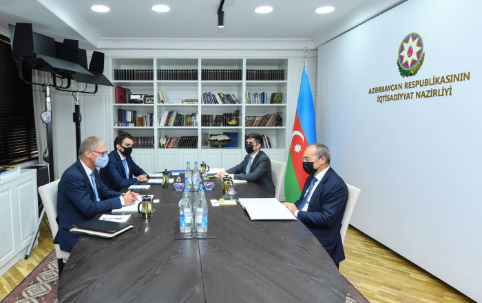 Azerbaijan attaches great importance to development of co-op with EU countries – energy minister