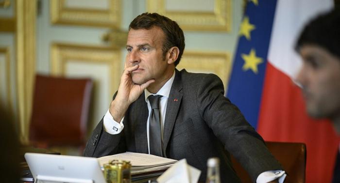 Emmanuel Macron a répondu à un appel sur la provocation commise par l