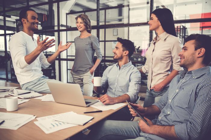 In what way do entrepreneurs think? -  iWONDER