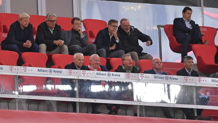 Merz prangert Bayern-Bosse an