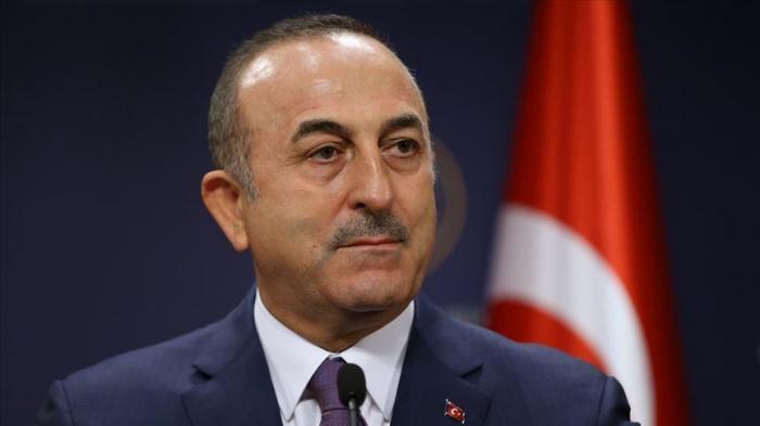 Turkey always next to Azerbaijan in its just struggle - Cavusoglu