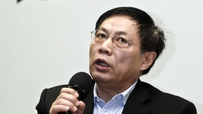 Chinese ex-real estate tycoon gets 18 years jail