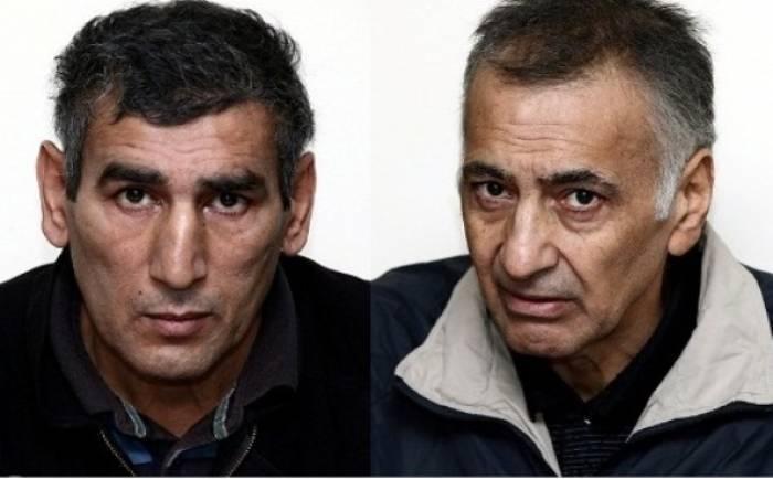 ICRC reps visit Azerbaijani hostages Dilgam Asgarov and Shahbaz Guliyev