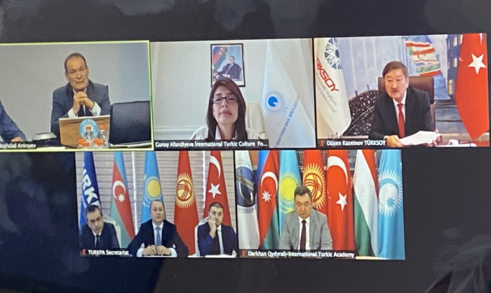 Coordination Committee of Cooperation Organizations of Turkic-Speaking States held a meeting