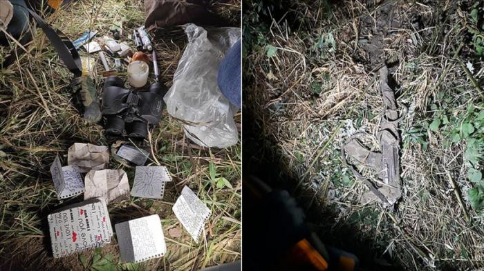 Türkiyədə axtarışda olan terrorçu tutuldu