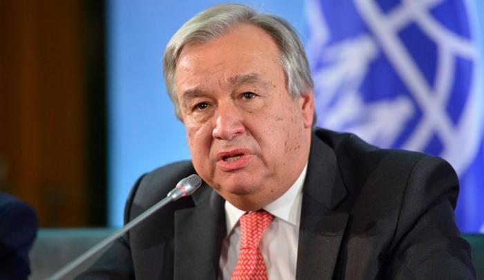 UN chief calls for global solidarity to overcome COVID-19