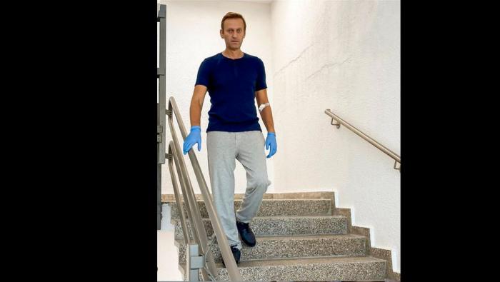 Frankreich prüft russisches Rechtshilfegesuch im Fall Nawalny