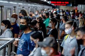 Brasil detecta otras 836 muertes por coronavirus