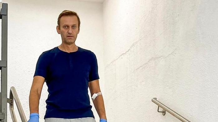 Putin-Kritiker Nawalny verlässt Charité