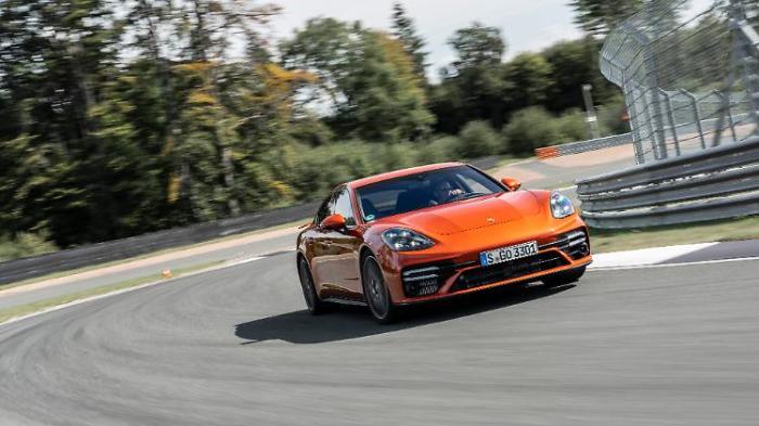 Porsche Panamera - Turbo S oder E-Hybrid?