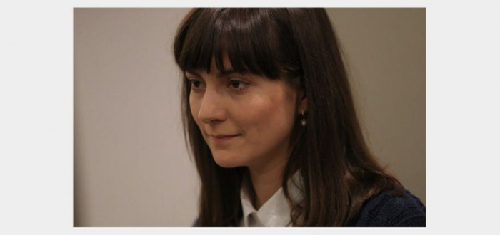 Züleyxa İsmayılova Estoniyada həmsədr seçildi