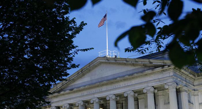 US-Finanzministerium verhängt Sanktionen gegen Russen