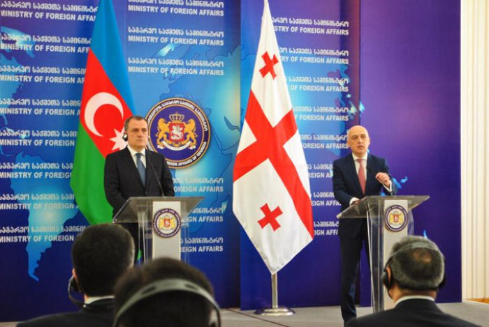 FM: Azerbaijan, Georgia support each other's territorial integrity