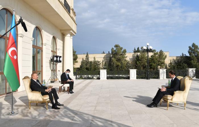 Präsident Aliyev:   Aserbaidschan und EU haben eine sehr hochrangige Partnerschaft