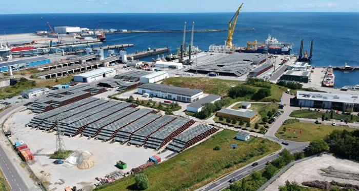 Litauens Parlament ruft Deutschland zum Stopp von Nord Stream 2 auf