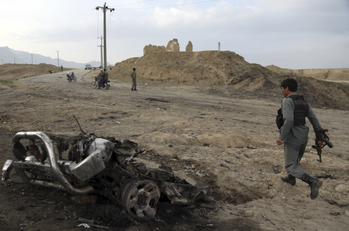Afghan security forces kill 68 Taliban insurgents attempting to overrun police HQ