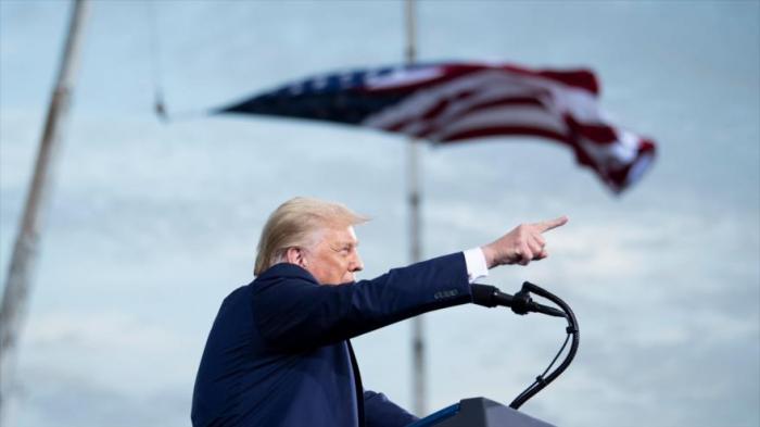 """Trump vuelve a poner en duda la """"honestidad"""" de elecciones de EEUU"""