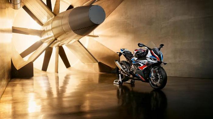 BMW-Motorrad macht aus dem S ein M