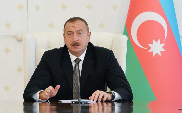 Armenien hat seine Ziele nicht erreicht -   llham Aliyev