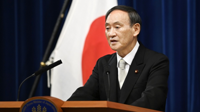 Japan determined to hold Olympics despite COVID-19 pandemic, PM Suga says