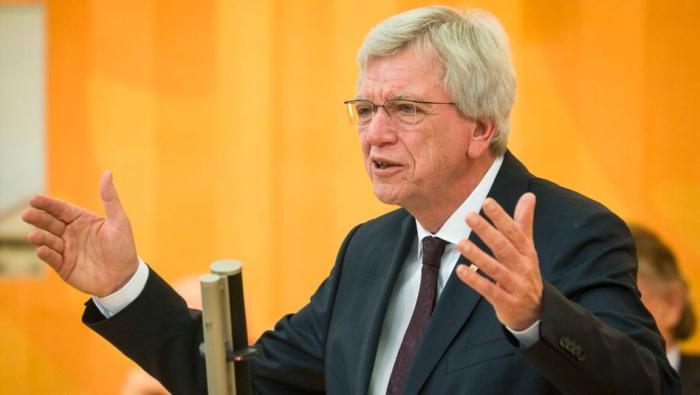 Bouffier will Kanzlerkandidat vor Parteitag küren