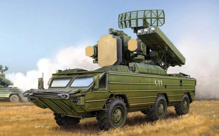 Azerbaijani army destroys 12 OSA anti-aircraft missile systems of Armenia
