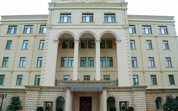 Azerbaijani Armed Forces do not target civilians, says official statement of Defense Ministry