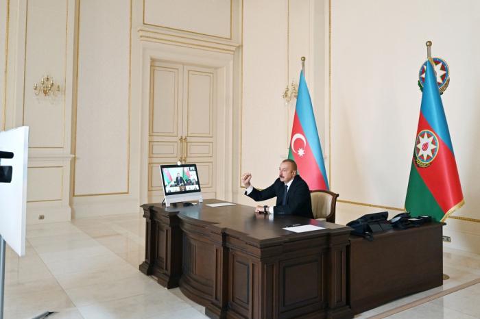 """""""Silahlı birləşmələrimiz döyüş tapşırığını şərəflə yerinə yetirir""""-  Prezident"""
