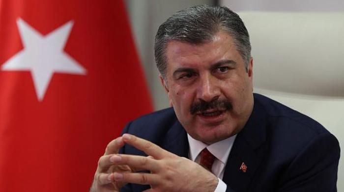 Turkish health minister condemns Armenia's attack on Azerbaijan